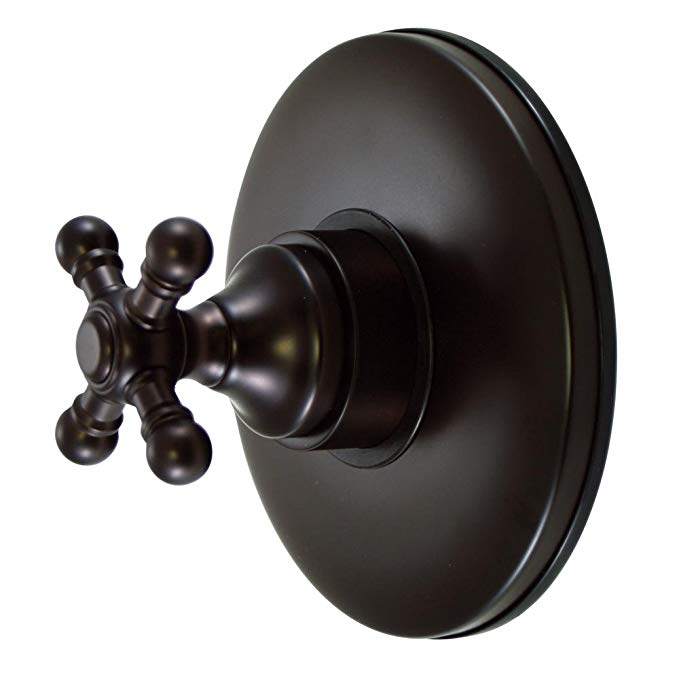 Kingston Brass KB3005BX Vintage Volume Control with BX Handle, 5-1/2-Inch, Oil Rubbed Bronze