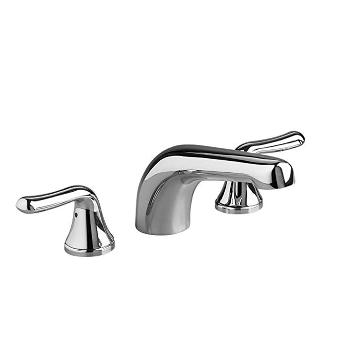 American Standard T975.500.002 Colony Soft Deck Mount Tub Filler Trim Kit Only, Polished Chrome