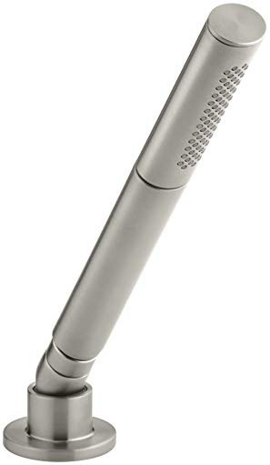 KOHLER 45415-A-BN Shift Multifunction 2-Way Ellipse Handshower with Metallic Handle, 2.0 GPM, Vibrant Brushed Nickel