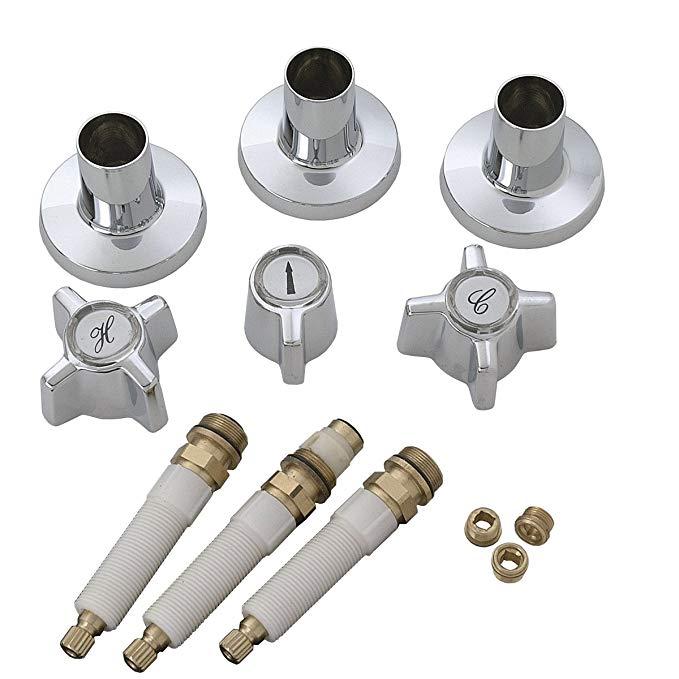 BrassCraft SK0337 Faucet Rebuild Kit for Sterling Faucets for Tub/Shower Faucet Applications