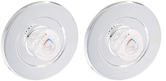 Moen T470 Chateau Shower Trim Only (Pack of 2)