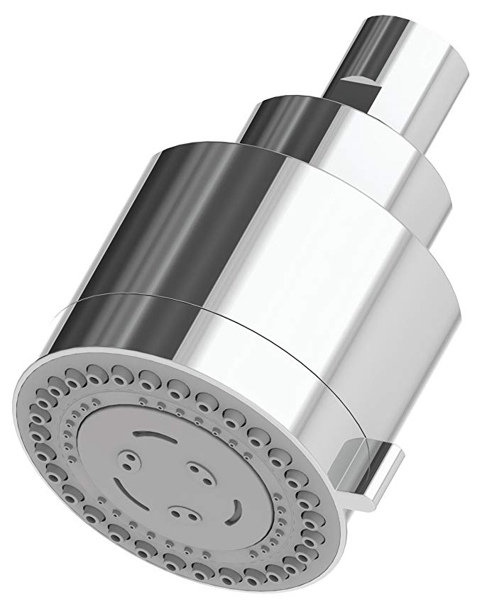 Symmons 352SH-3 Dia Showerhead, 3 Mode